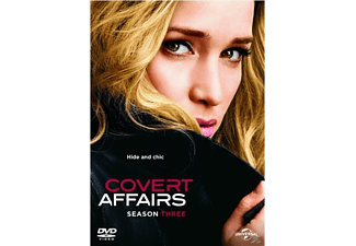 Covert Affairs - Seizoen 3 | DVD
