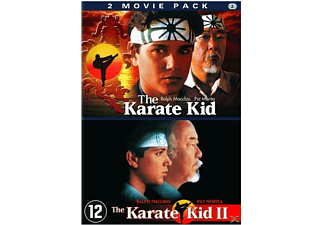Karate Kid 1 & 2 | DVD