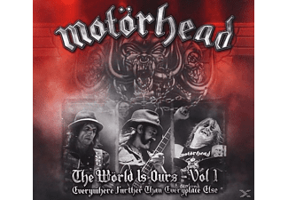 Motörhead - THE WÖRLD IS OURS 1 - EVERYTHING FURTHER THAN - (DVD + CD)