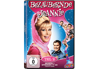 Bezaubernde Jeannie - Season 1, Volume 2 (Episoden 17-30) [DVD]