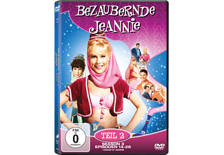 Bezaubernde Jeannie - Season 3, Volume 2 (Episoden 14-26) [DVD]