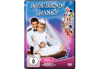 Bezaubernde Jeannie - Season 5, Volume 1 (Episoden 1-13) [DVD]