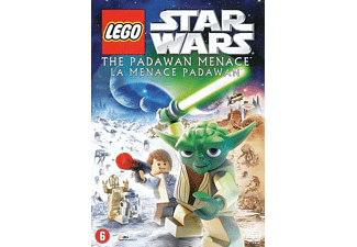 Lego Star Wars: The Padawan Menace Limited Edition | DVD