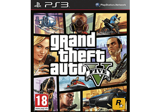 Grand Theft Auto V - Pegi [PlayStation 3]