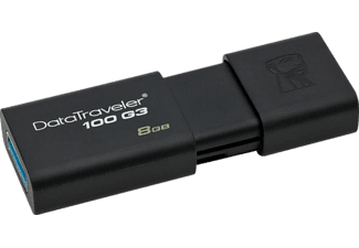 KINGSTON DT100G3 USB 3.0 8GB Taşınabilir Usb Bellek