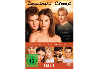 Dawson's Creek - Season 3, Volume 1 (Episoden 1-11) [DVD]
