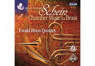 Ewald Quintet Brass - Chamber Music For Brass (CD)
