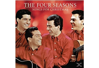 The Four Seasons - Songs For Christmas - (CD)