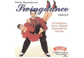 VARIOUS - Swingdance 2 - (CD)