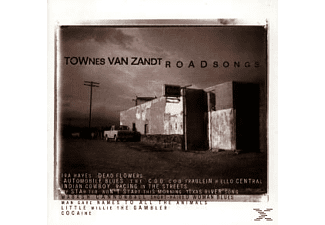 Townes Van Zt - Roadsongs & Bonus [CD]