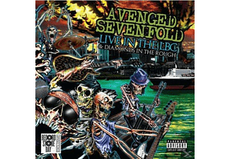 Avenged Sevenfold - Live In The Lbc & Diamonds In The Rough - (Vinyl)