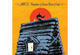Amos Lee - MOUNTAINS OF SORROW RIVERS OF SONG (DELUXE ED.) [CD]