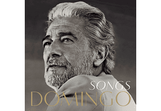 Placido Domingo SONGS Musical/Oper CD