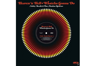 Heaven 'n' Hell - Whatcha Gonna Do (Ashley Beedle & Tom Moulton Remixes) - (Vinyl)