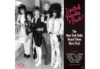 Various - Lipstick Powder & Paint! The New York Dolls Heard [CD]