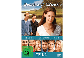 Dawson's Creek - Season 6, Volume 2 (Episoden 13-24) [DVD]