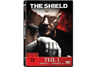 The Shield - Season 6, Volume 1 (Episoden 1-6) - (DVD)
