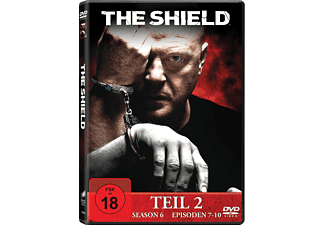 The Shield - Staffel 6.2 [DVD]
