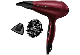 REMINGTON AC 9096 Silk Haartrockner Rot (2400 Watt)