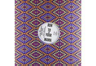 Goat - Run To Your Mama Remixes Vol.1 - (Vinyl)
