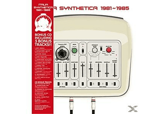 VARIOUS - Italia Synthetica 1981-1985 [+Bo - (LP + Bonus-CD)