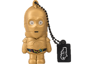 TRIBE FD007406 STARWARS C-3PO USB-Stick 8 GB