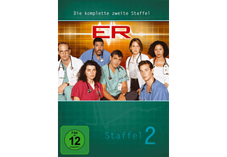 E.R. - Emergency Room - Staffel 2 [DVD]