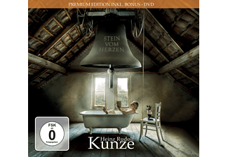 Heinz Rudolf Kunze - STEIN VOM HERZEN [CD + DVD Video]
