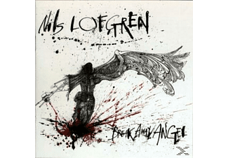 Nils Lofgren - Break Away Angel [CD]