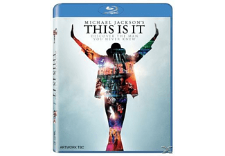 - Michael Jackson's This Is It - (Blu-ray)