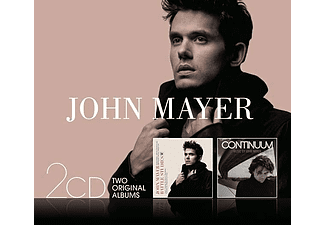 John Mayer - Continuum - Battle Studies (CD)