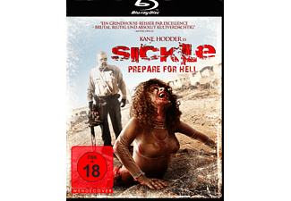 Sickle - Prepare For Hell (Uncut) [Blu-ray]
