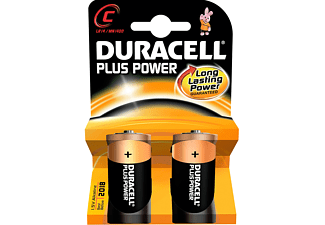 DURACELL Plus Power C