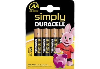 DURACELL Duracell Simply Power AA