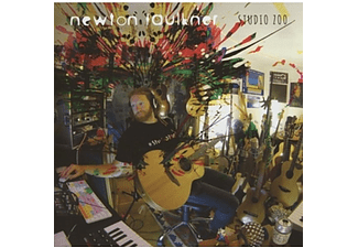Newton Faulkner - Studio Zoo (CD)
