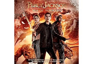 Andrew Lockington - Percy Jackson: Sea Of Monsters (CD)