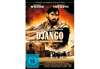 Django-Die Todesminen Von Canyon City [DVD]