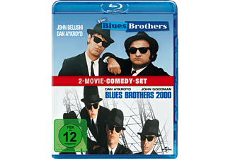 The Blues Brothers / Blues Brothers 2000 - (Blu-ray)