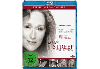 Meryl Streep Collection [Blu-ray]