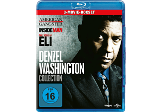 Denzel Washington Collection - (Blu-ray)