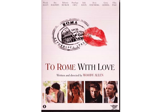 To Rome With Love | DVD