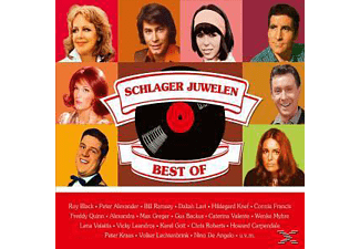 VARIOUS - Schlagerjuwelen-Best Of (3er Boxset) [CD]