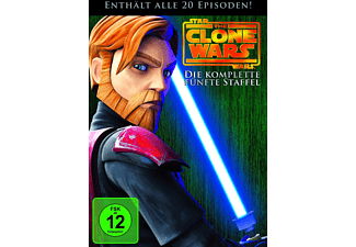 Star Wars: The Clone Wars - Staffel 5 Animation/Zeichentrick DVD