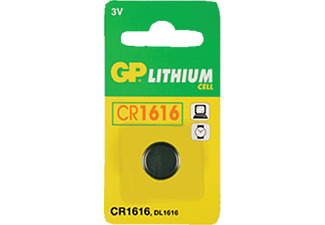 GP Batteries Digital camera CR1616 - Lithium Coin