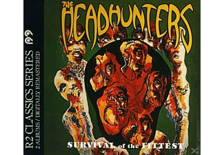 The Headhunters - Survival Of The Fittest/Straight From The Gate - (CD)