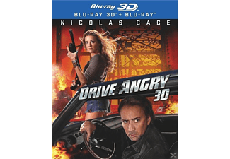 Drive Angry 2D/3D - (3D Blu-ray (+2D))