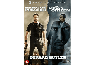 Machine Gun Preacher/Law Abiding Citizen | DVD