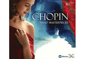 Frédéric Chopin - Piano Masterpieces [CD]
