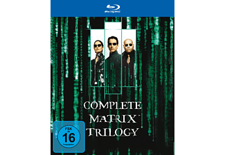 Matrix - The Complete Trilogy - (Blu-ray)