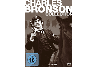 Charles Bronson Collection [DVD]